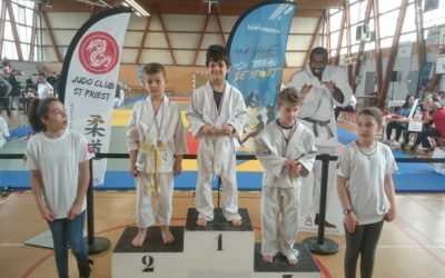 Interclubs Saint-Priest 19 mars 2017