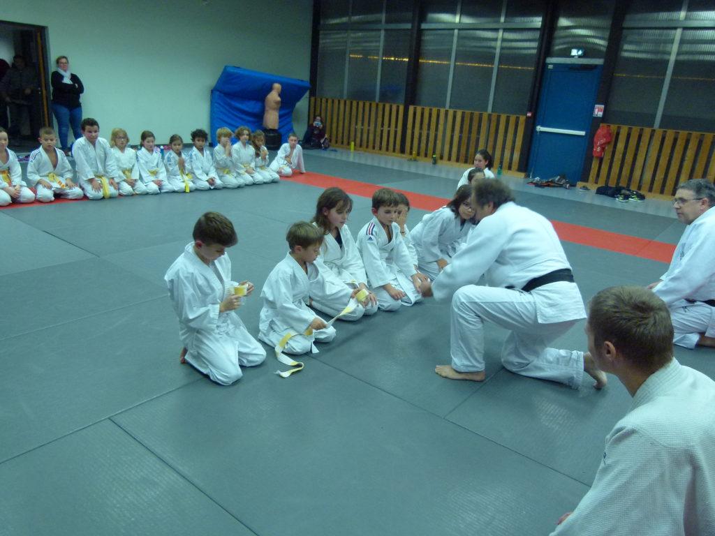 Judo Club Arbreslois