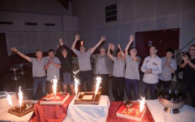 JCA fête ses 40 ans